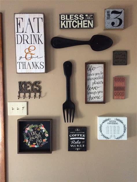 kitchen decorating ideas wall best 25 kitchen decor signs ideas on kitchen