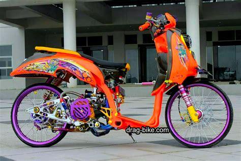 Modifikasi Motor Scoopy by Modifikasi Motor Scoopy Fi Thailand Automotivegarage Org
