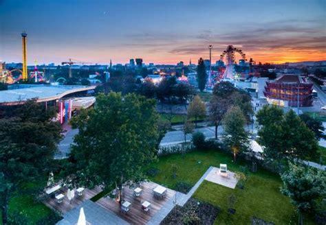 Der Garten Prater by Motel One Wien Prater Bewertungen Fotos Preisvergleich