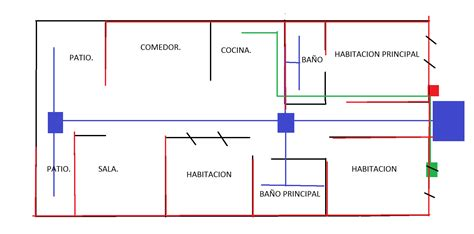 instalar lara techo plano instalaciones domesticas portafolio de