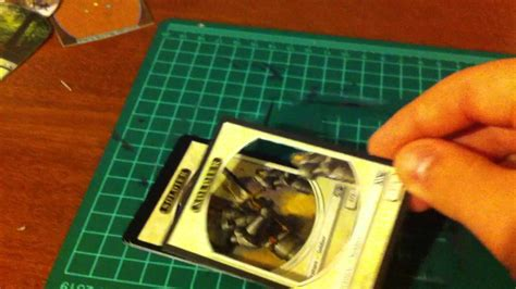 make mtg cards how to make 3d magic the gathering cards