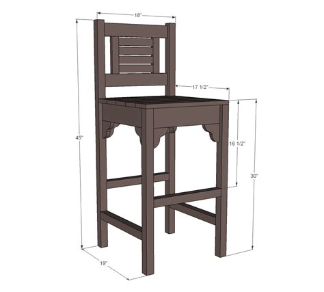 bar stool woodworking plans plans to build bar stool wood plans pdf plans
