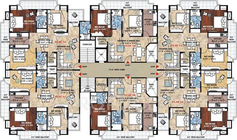 apartment layout design sangam sangam link apartments in allahapur allahabad price location map floor plan