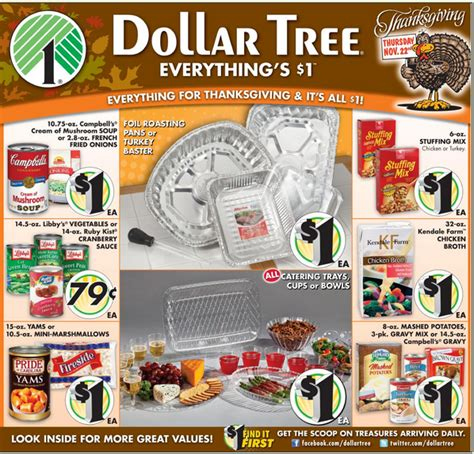 dollar tree dollar tree thanksgiving for a 1 or coupon