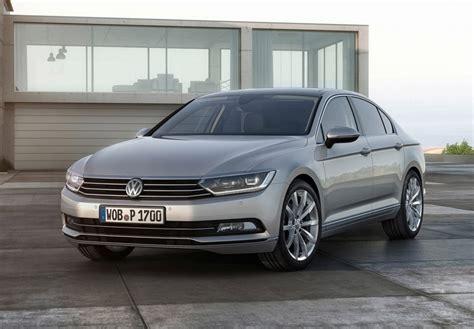 2015 Volkswagen Passat by 2015 Volkswagen Passat European Spec Revealed