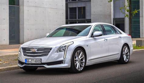 Cadillac News by New Cadillac Ct6 Revealed The Prestige Sedan