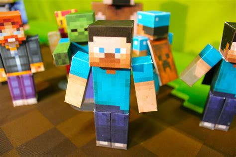 paper craft studio minecraft papercraft studio now available for ios