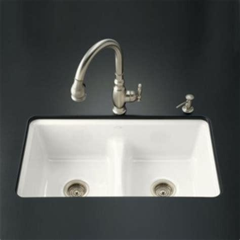 white undermount kitchen sink k5838 7u 0 deerfield white color undermount bowl