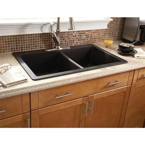 granite kitchen sink reviews kitchen dining black granite sink reviews composite