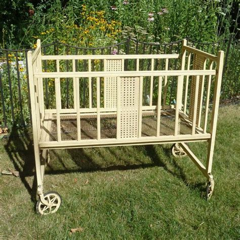 antique baby cribs 17 best ideas about vintage baby cribs on
