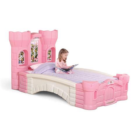 bed princess princess palace bed furniture by step2