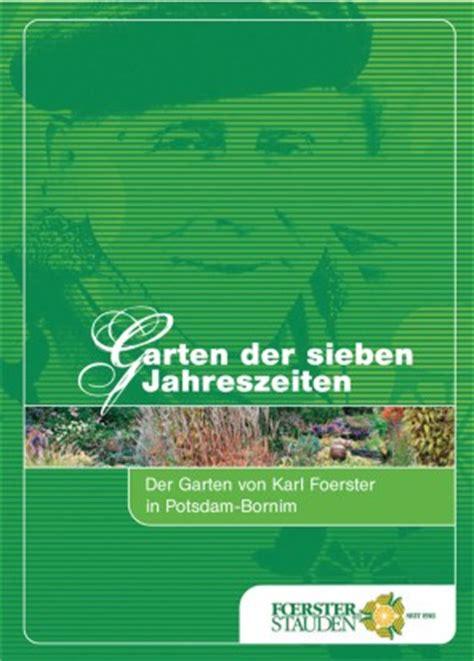 Der Garten Dvd by Garten Der Sieben Jahreszeiten Dvd Foerster Stauden Gmbh