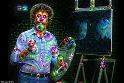 bob ross painting human skynet wants to kill us all