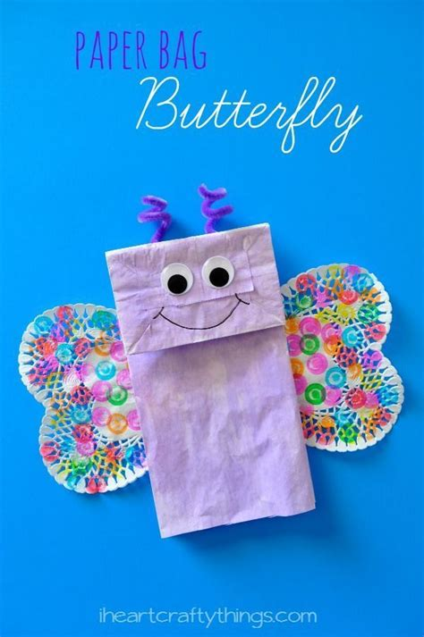 paper bag arts and crafts for best 25 crafts ideas on crafts