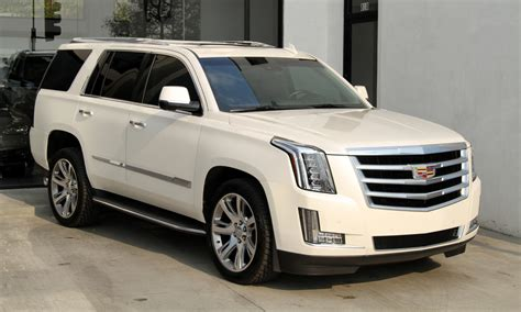 Cadillac Dealer by 2015 Cadillac Escalade Luxury Stock 6080 For Sale Near