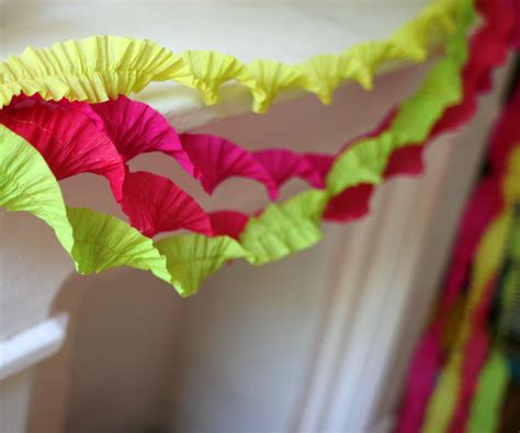 crepe paper decorations for crepe paper decorations domesticspace