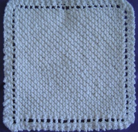knitted patterns for free pretty knitted dishcloth patterns crochet and knit