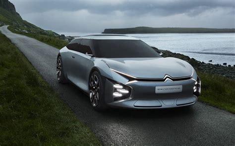 Citroen Concept by Citroen Cxperience Concept Revealed Previews Next C6