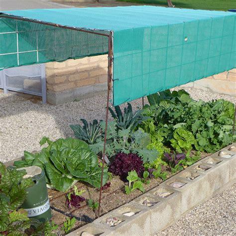 shade cloth for vegetable gardens desert gardening ideas for your veggie garden