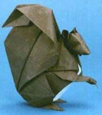 3d origami squirrel origami squirrel 3d make origami easy for