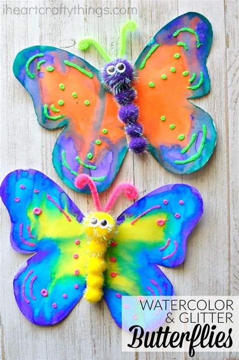 butterfly crafts for to make 25 best ideas about crafts on