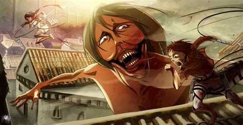 attack on titan 5 task of the month for july 2014