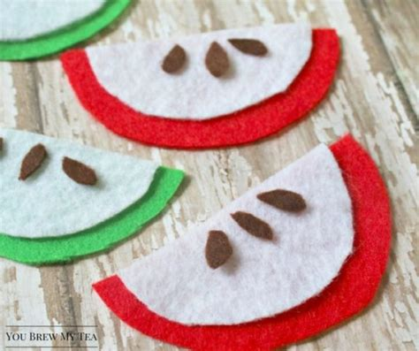 felt craft ideas for craft ideas for fall that are awesome and easy