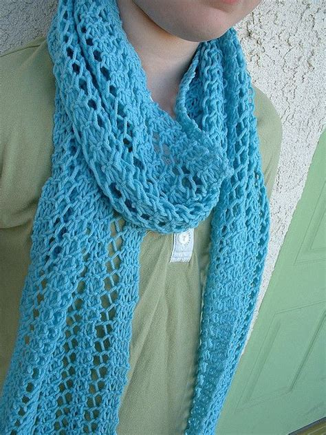 one row knit scarf pattern 25 best ideas about lace scarf on free scarf