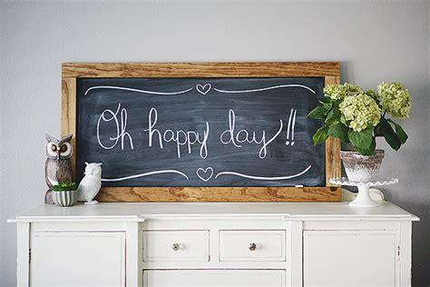 diy chalkboard large カフェ風チョークボードをdiy 残った黒板塗料も活用しちゃう術 iemo イエモ