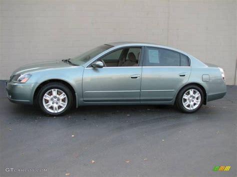 2005 Nissan Altima 2 5 by 2005 Mystic Emerald Green Nissan Altima 2 5 S 2062354
