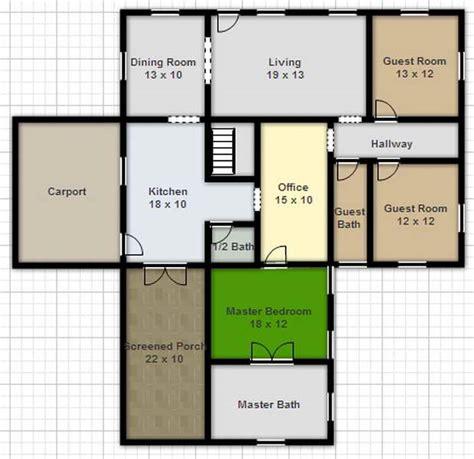 free floorplan design floor plans