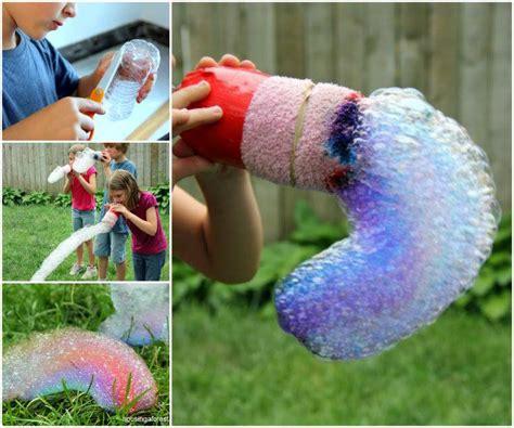 outside crafts for wonderful diy rainbow snake