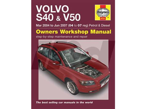 online car repair manuals free 2011 volvo s80 auto manual volvo haynes manual for p1 s40 v50 115416 9781844257577 sv4757 9l4731