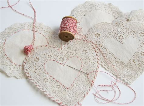 paper doily crafts five things to do with paper doilies to craft