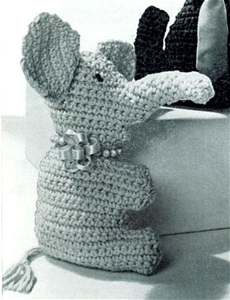 elephant rubber sts elephant pattern crochet patterns