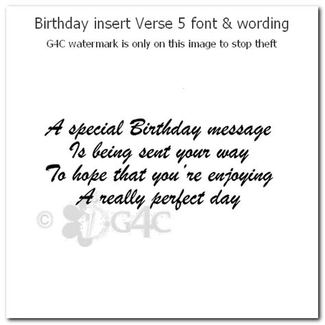 card verses birthday card some beautiful verses for birthday cards