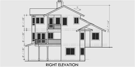 multi level home floor plans view house plans sloping lot house plans multi level