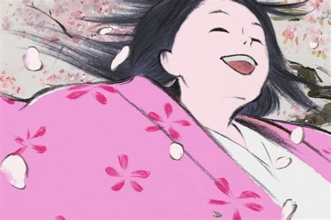 princess kaguya trailer for studio ghiblis best animated feature
