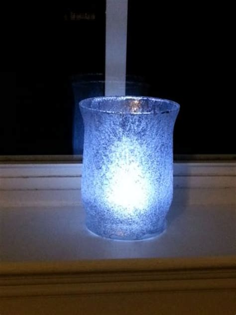 led lights for craft projects craft tea light luminaries onecreativemommy
