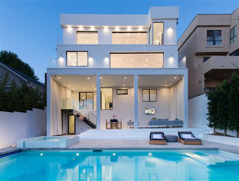 la house comprehensive modern homes los angeles house