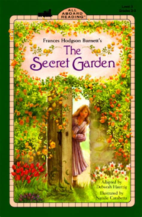 garden picture books the secret garden by deborah hautzig reviews discussion
