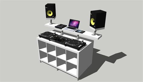 dj studio desk pin dj studio desk on