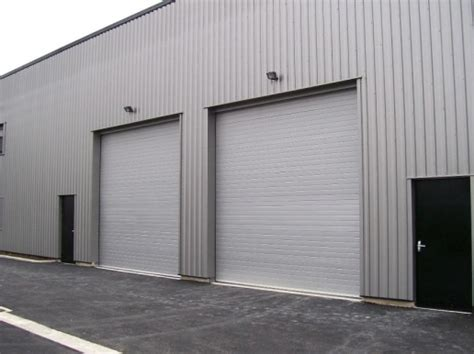 Porte Coulissante Garage 7040 by Acc 232 S Concept Portails Automatiques Industries