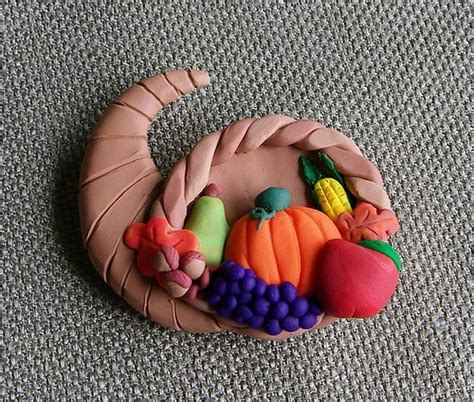 crafts projects for adults polymer clay thanksgiving craft projects for adults