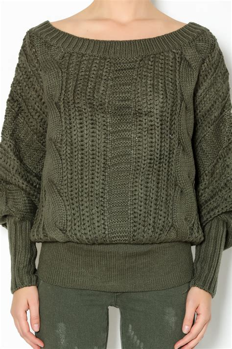 chunky knit sweaters delicious chunky knit sweater from manhattan by dor