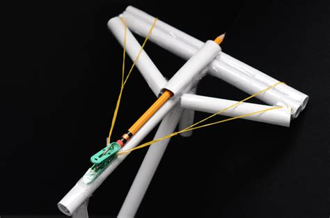 how to make a origami crossbow how to make a paper crossbow with pictures wikihow