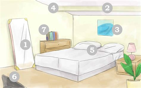 how to feng shui a bedroom how to feng shui your bedroom with pictures wikihow