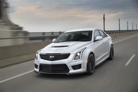 Cadillac Ats V Specs by 2017 Cadillac Ats V Review Ratings Specs Prices And