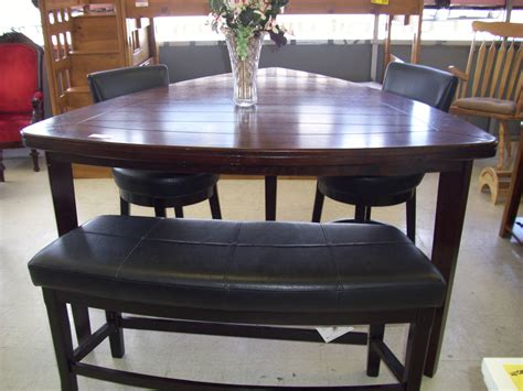 bar style dining room sets pub style dining room sets with triangle wooden dining
