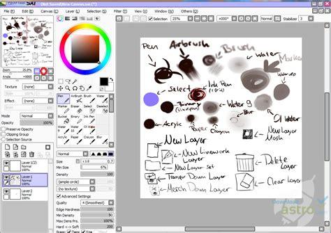 paint tool sai version indowebster painttool sai version 2017 free